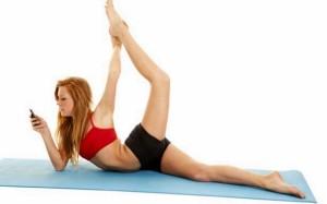 yoga phone