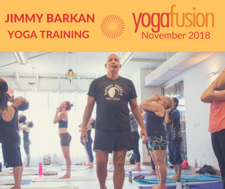 Jimmy Barkan yogafusion Yoga Teacher Training Adelaide