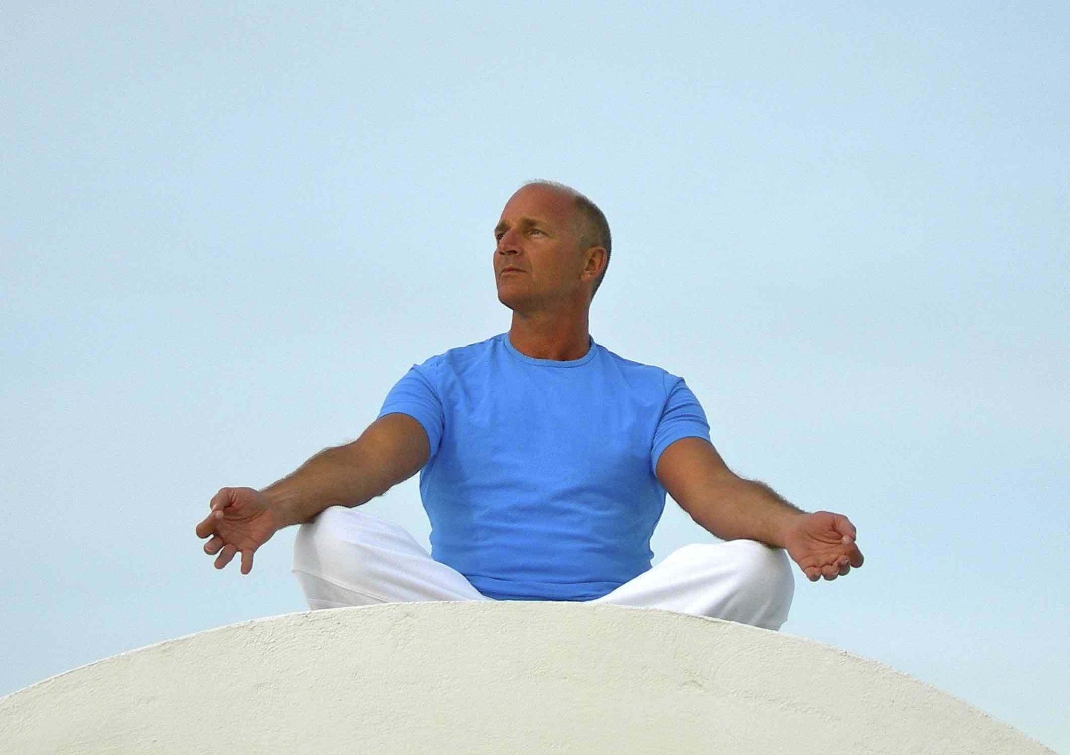 Jimmy Barkan yogafusion yoga meditation