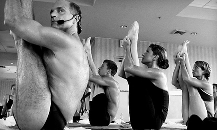 Jimmy Barkan Yoga Immersion