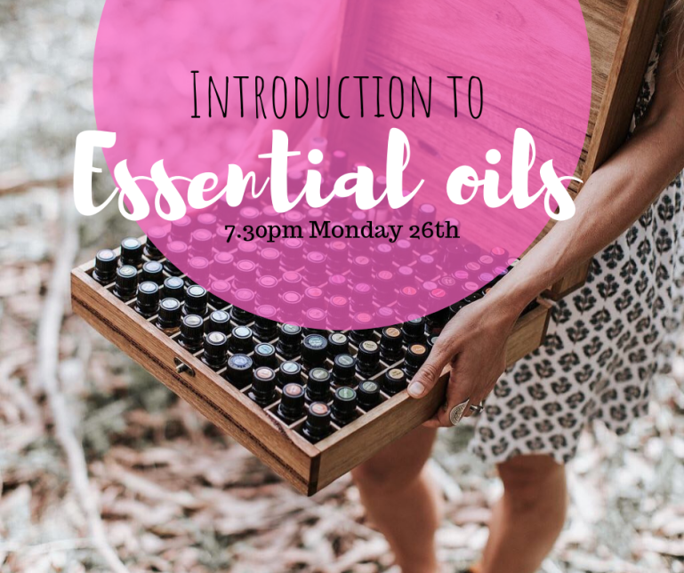 Introduction to Essentials Oils