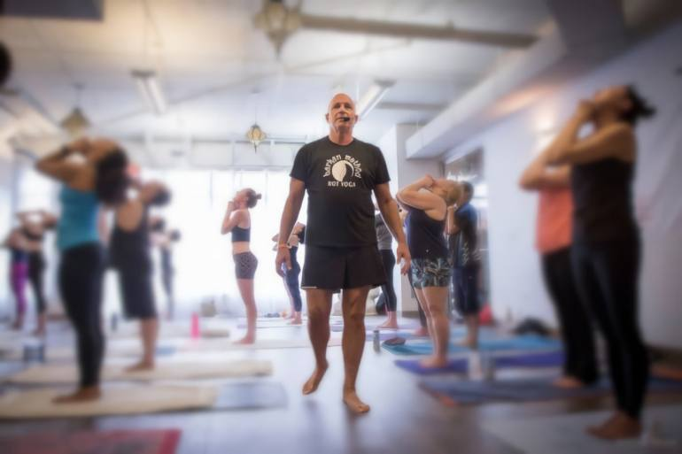 Jimmy Barkan Yoga Teacher Training