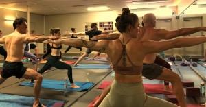 Yoga Teacher Training Class