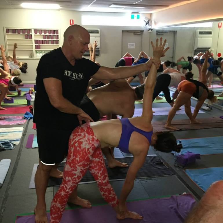 Jimmy Barkan yoga Workshops