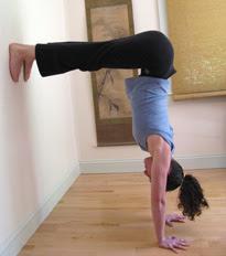 Handstand Prep