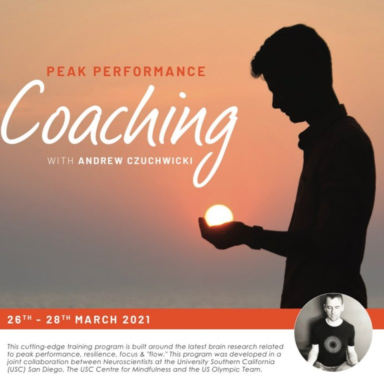 Peak Performance Coaching
